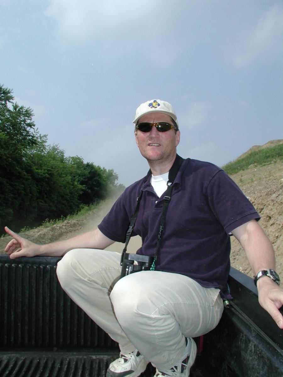 Andrew Homsey Newark Reservoir, June 2005