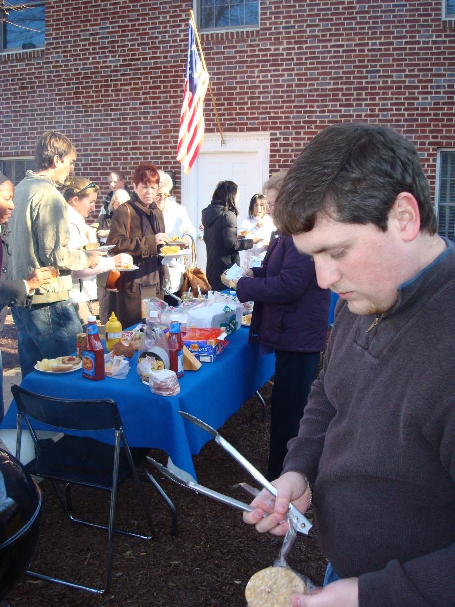 Bratfest, Dec. 2007