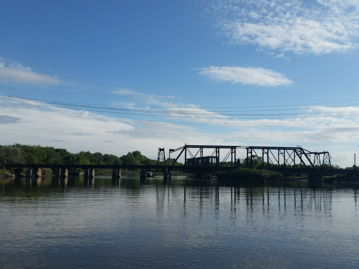 Christina River Swing Bridge