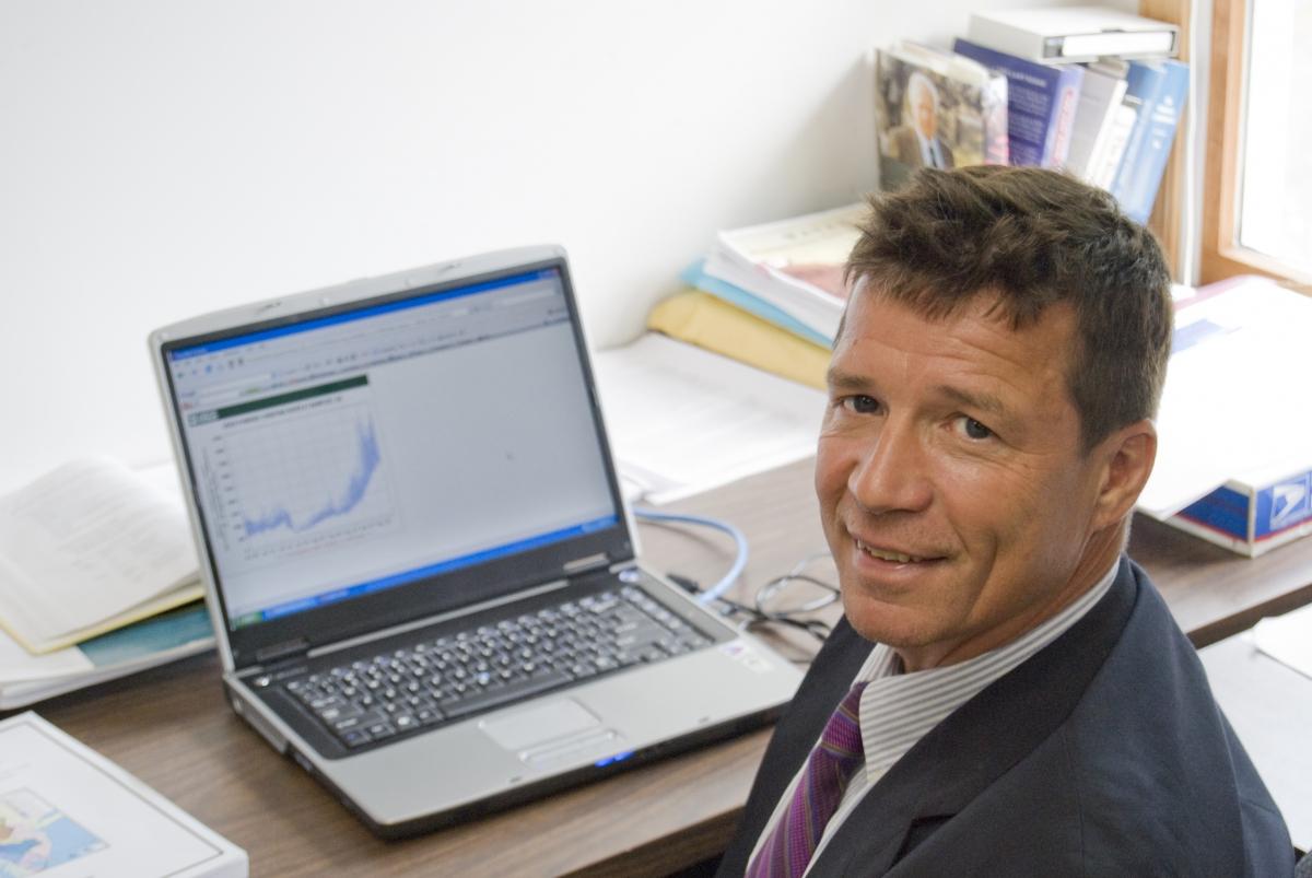 Jerry Kauffman, Sept. 2008