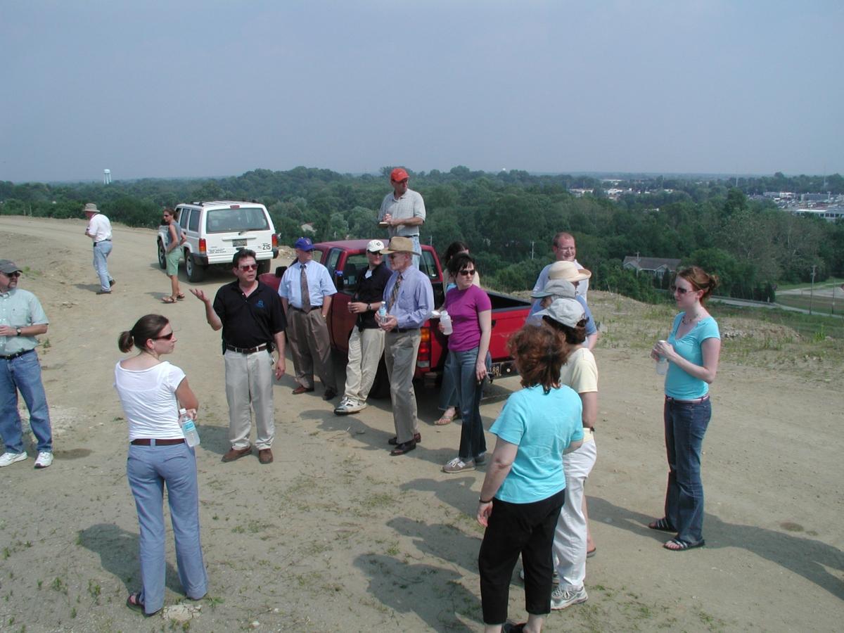 Newark Reservoir, June 2005