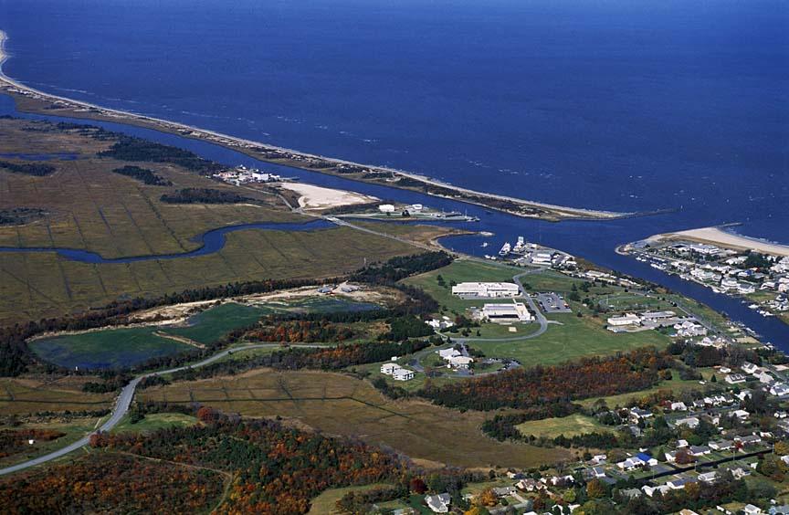 Roosevelt Inlet Lewes, DE, Nov. 2006