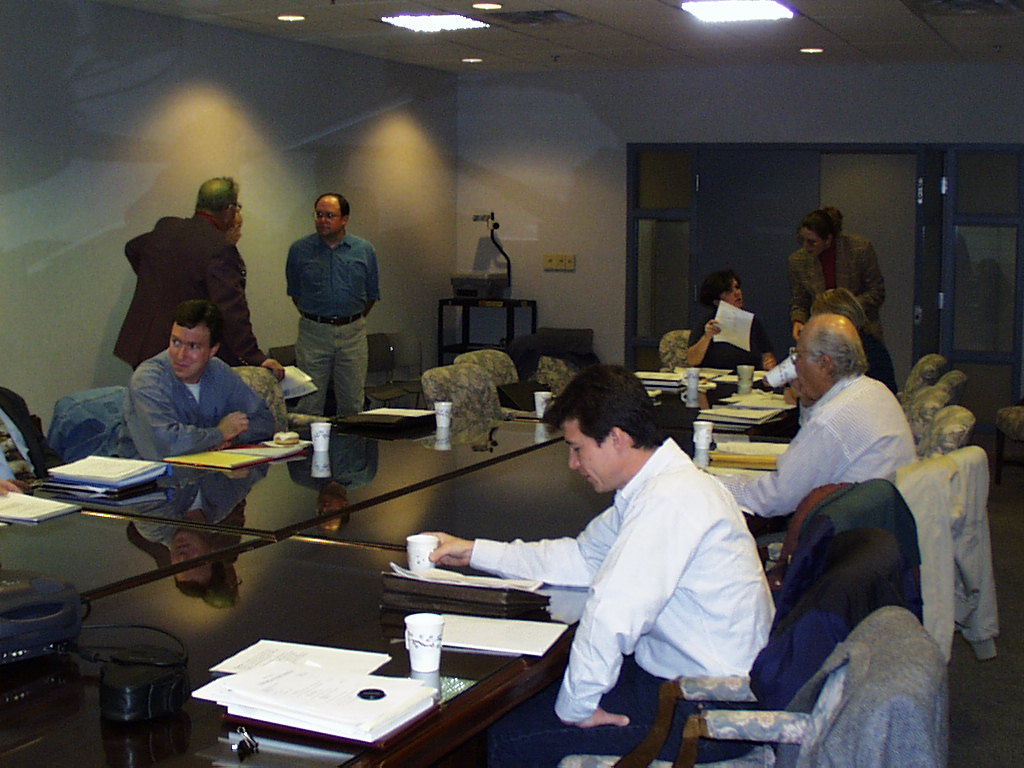 SWAP CTAC meeting, Nov. 1998