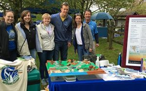 DWRC represents at the White Clay Creek Fest (May 2016)