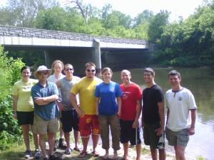 Field Recon Brandywine Creek UAPP 611 Reg,. Watershed Mgmt. Jun 2008