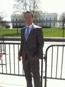 Jerry Kauffman invited to White House Water Summit Mar 2016