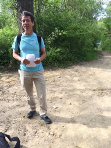Jerry Kauffman issues UAPP 411 Regional Watershed Management field exam May 2015