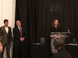 Martha Narvaez receives WRADRB professional award Phila. PA Apr 2015.JPG